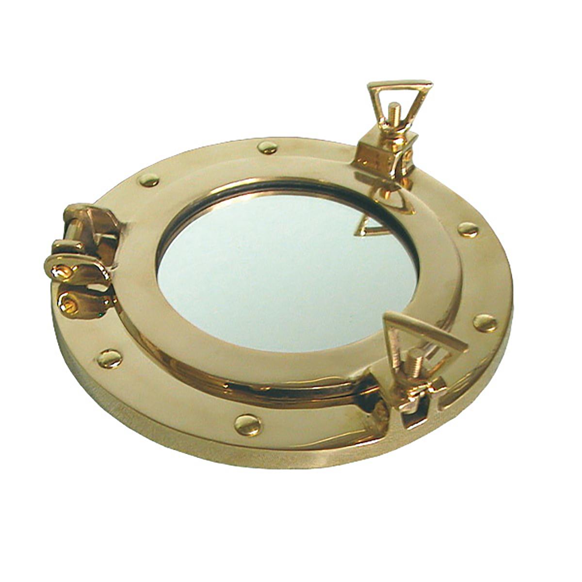 Hajóablak tükörrel 15 cm Tükör
