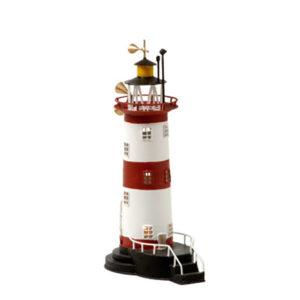Les Pierres Noires világítótorony világítással Világítótorony