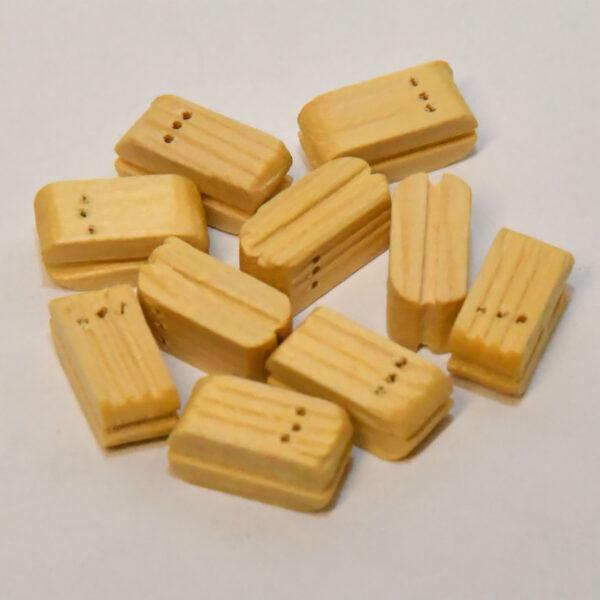 Csiga blokk három soros 5 mm Kiegészítők
