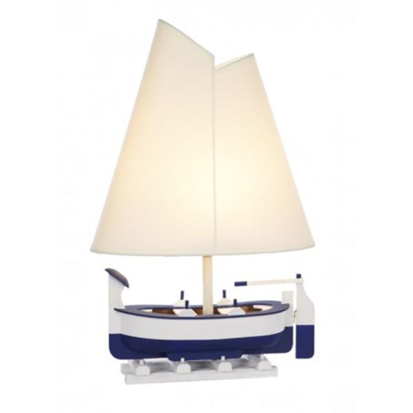 Kishajó lámpa Lámpa