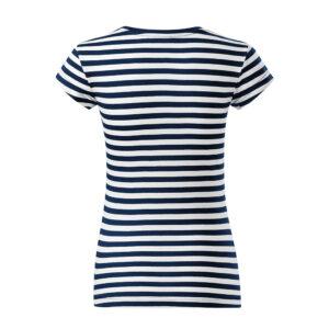 Matrózpóló női Hajós divat, ruházat