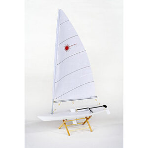 Laser makett L25,5 Balatoni hajómakett