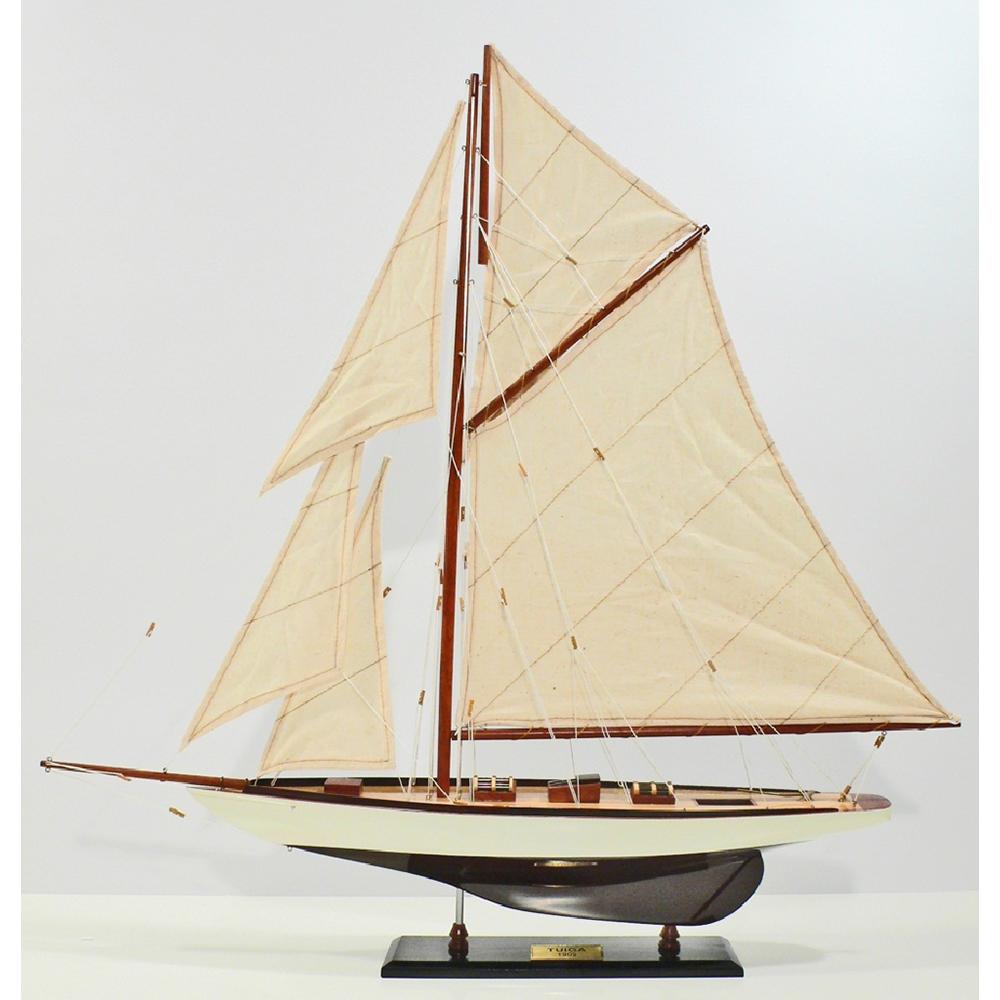 Tuiga makett L62 Vitorlás hajómakett