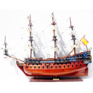 San Felipe makett festett Történelmi makett