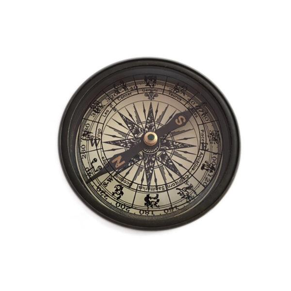 Csillagjegyes iránytű 7,5 cm Iránytű, Napóra