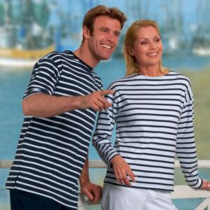 Hajós divat, ruházat