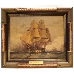 Festmény HMS Victory Festmények, képek