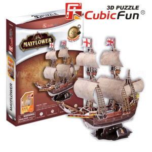 HMS Victory 3D puzzle 3D puzzle Cubicfun