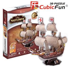 Mississipi 3D puzzle 3D puzzle Cubicfun [tag]