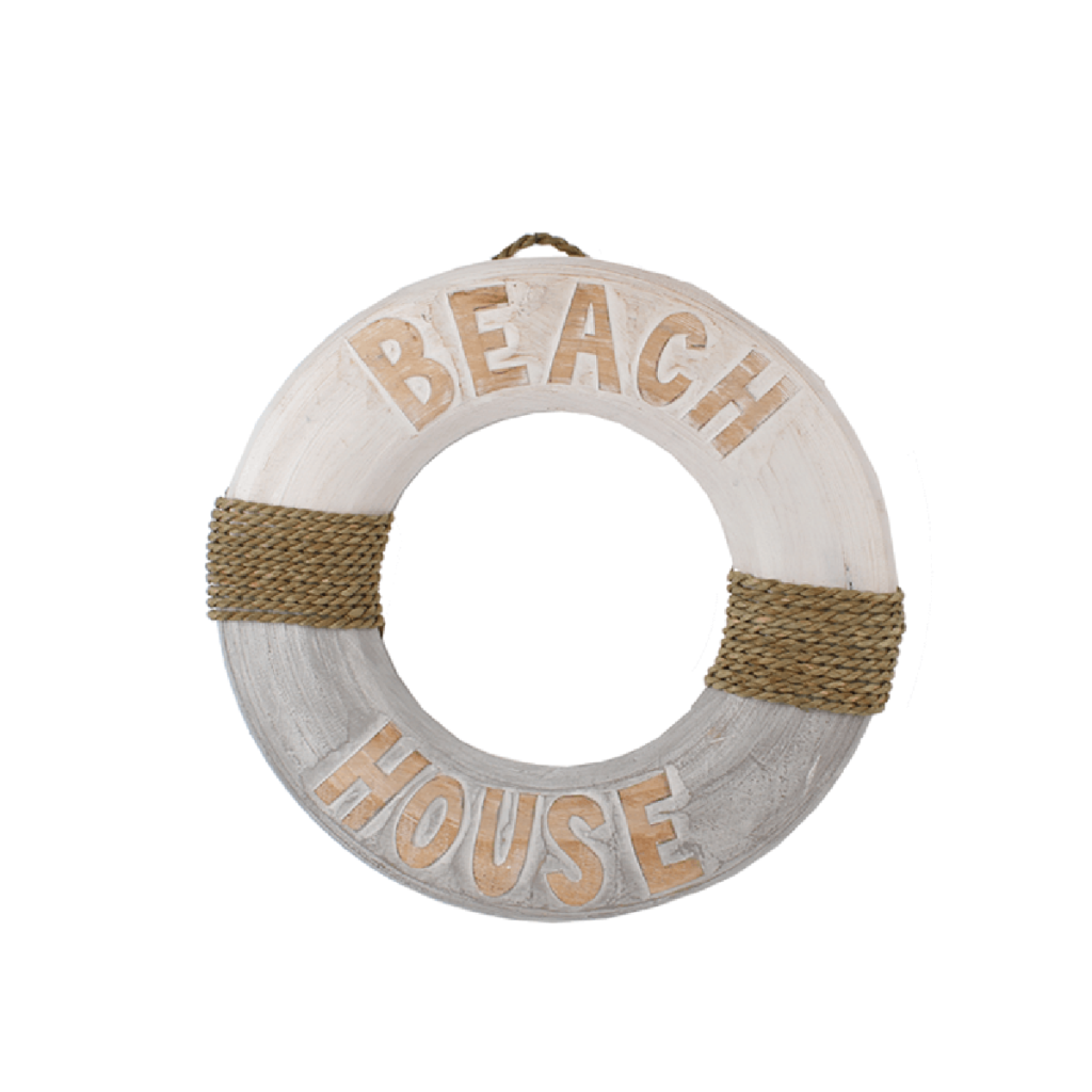 Dekorációs mentőöv fa beach house Mentőöv