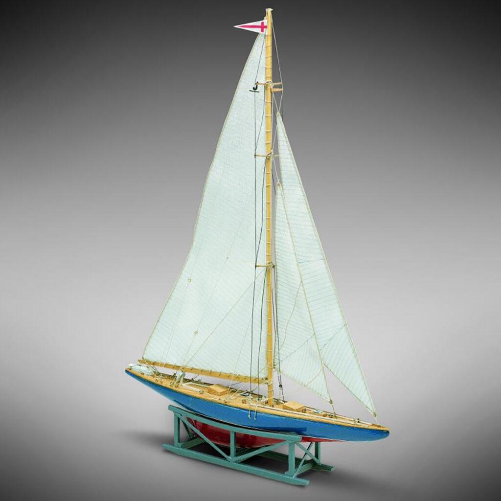Endeavour II hajómakett építőkészlet Gyerek kitt