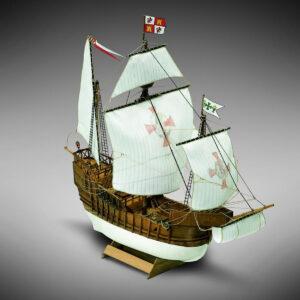 Santa Maria hajómakett építőkészlet Gyerek kitt