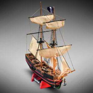 Captain Morgan hajómakett építőkészlet Gyerek kitt