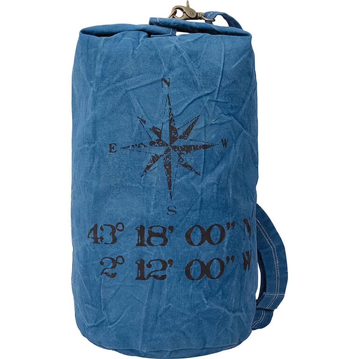 Kék tengerészzsák Hajós divat, táska