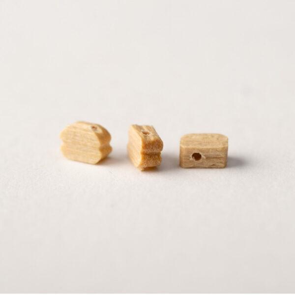 Csiga blokk egy soros 3 mm Kiegészítők