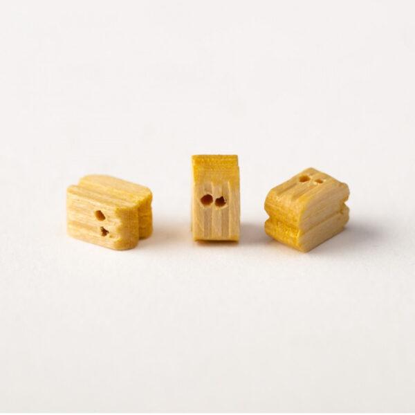 Csiga blokk két soros 5 mm Kiegészítők