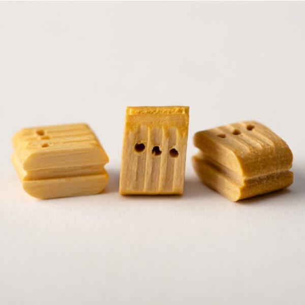 Csiga blokk három soros 7 mm Kiegészítők