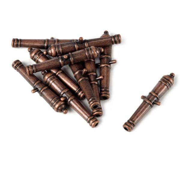 Fém ágyúcső 38 mm Kiegészítők