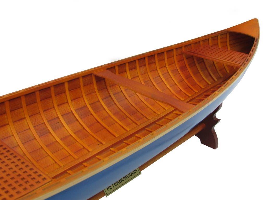 Peterborough kenu sötétkék Kishajó, Csónak